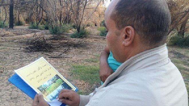 Reportage à l'Oasis Ksar Blaghma : Grande catastrophe et frustrations des habitants