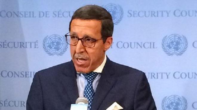Parlement de l'enfant : Omar Hilale salue la politique clairvoyante du Roi Mohammed VI