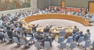 Sahara : Les points saillants de la résolution 2494 du Conseil de sécurité