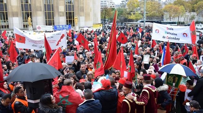 France : Les Marocains d'Europe dénoncent à Paris la profanation de drapeau