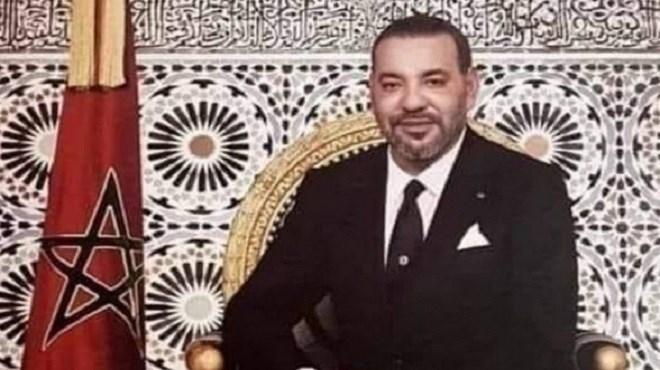SM le Roi félicite le président du Commonwealth de la Dominique