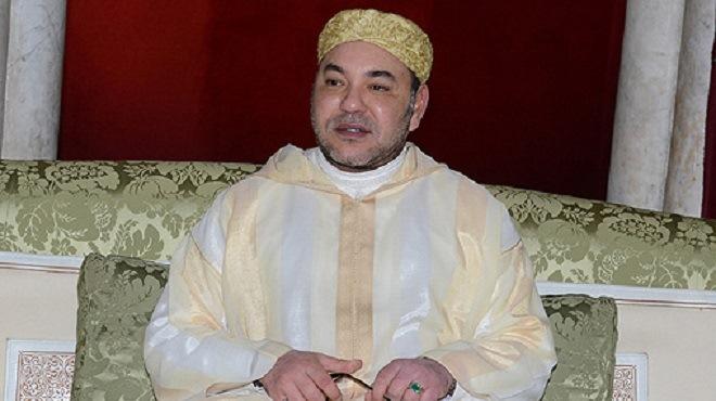 SM le Roi préside samedi à Marrakech une veillée religieuse à l'occasion de l'Aïd Al-Mawlid Annabaoui