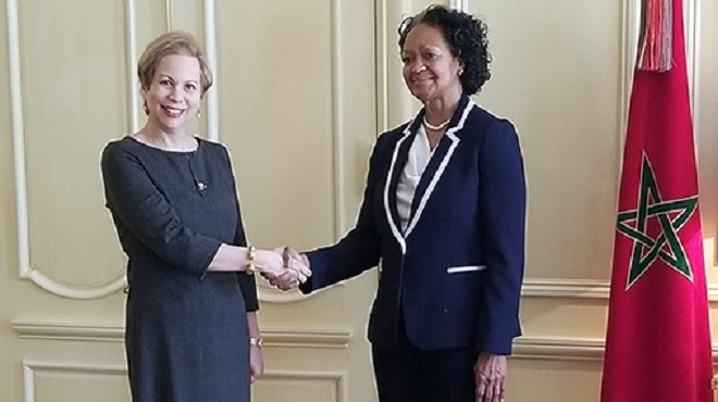 Prochain Sommet des affaires Etats Unis-Afrique en juin 2020 à Marrakech