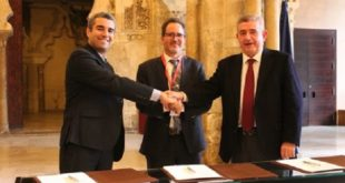 Madrid : Signature d'un accord de partenariat entre l'UM6P, le groupe OCP et Fertinagro Biotech