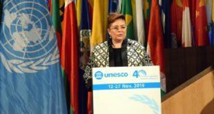 Unesco : Zohour Alaoui rend un vibrant hommage au Roi Mohammed VI