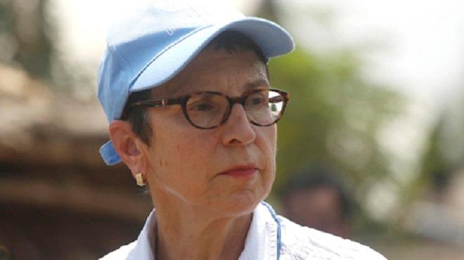 La Sous-Secrétaire générale de l'ONU aux affaires humanitaires en visite au Maroc