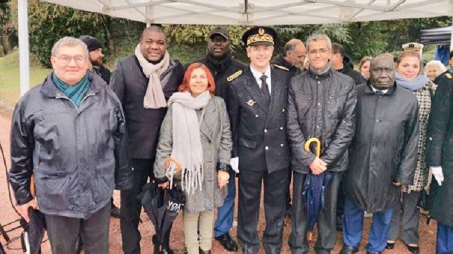 Le Maroc prend part à Villeurbanne à une cérémonie d'hommage aux combattants étrangers morts pour la France
