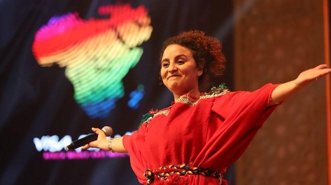 Visa for Music : Les chansons de Soukaina Fahsi enflamment le public