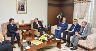 Valorisation du patrimoine culturel national : Hassan Abyaba rencontre le DG de l'ISESCO