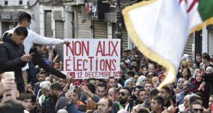 Présidentielle en Algérie : Des élections sous haute tension