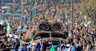 Algérie : Funérailles du puissant général et chef de l'armée algérienne