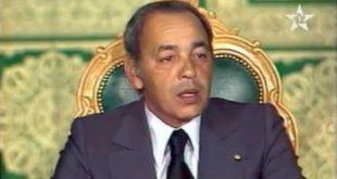 21ème anniversaire de la disparition de Feu SM Hassan II