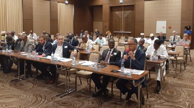 Rabat abritera en juillet prochain l'assemblée générale de l'AIRF