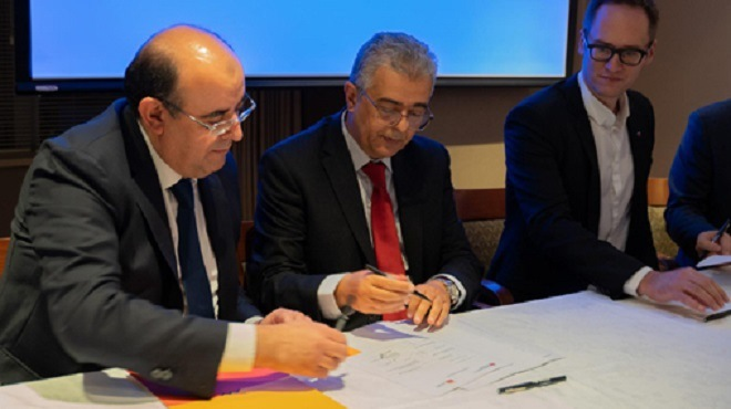 Montréal : Signature d'un accord de partenariat entre Attijariwafa Bank et la Banque nationale du Canada