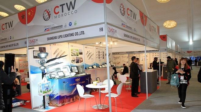 Ouverture à Casablanca de la 3ème édition de la China Trade Week