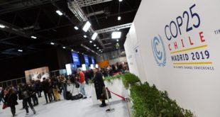 COP25 : L'augmentation des concentrations des GES se poursuit