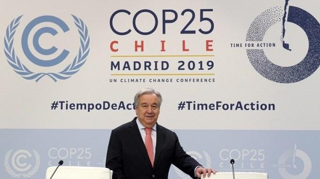 COP25 : Le Monde face au défi climatique