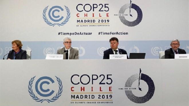 COP25 : L'année 2019 marque la fin d'une décennie de « chaleur exceptionnelle »