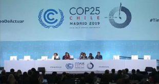 Accord de Paris sur le climat : Efforts redoublés pour éviter un échec cuisant à la COP25