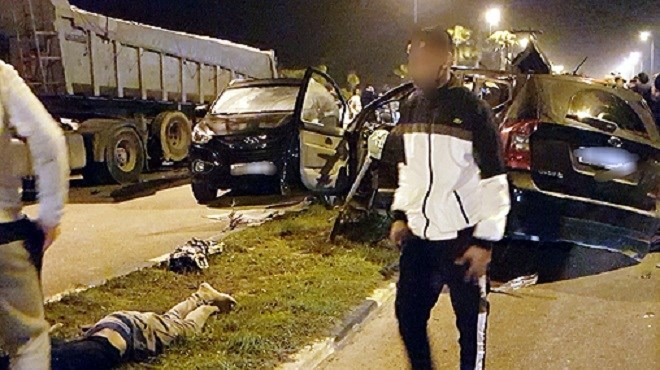 Accidents de la circulation : 24 morts et 1.929 blessés en périmètre urbain, la semaine dernière