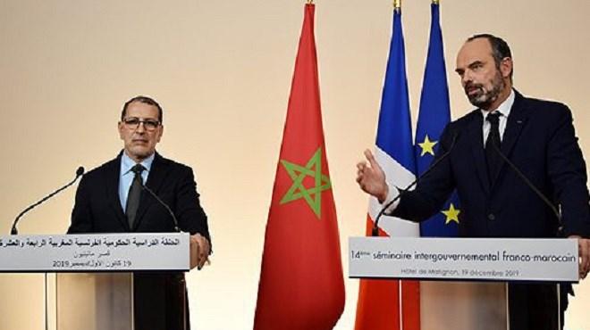 Maroc-France : Saâd Dine El Otmani confirme l'excellence des relations