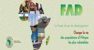 Fonds africain de développement : Nouvelle reconstitution pour 7,6 MM USD
