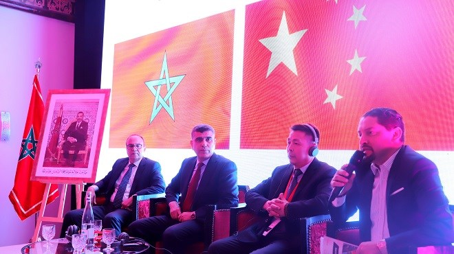 Laâyoune : Forum d'affaires maroco-chinois