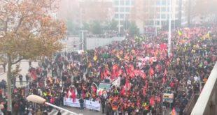 France : La grève contre la réforme des retraites se poursuit