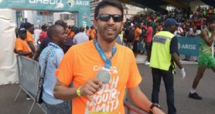 Marathon du Gabon : Hicham El Guerrouj court pour promouvoir les valeurs du sport