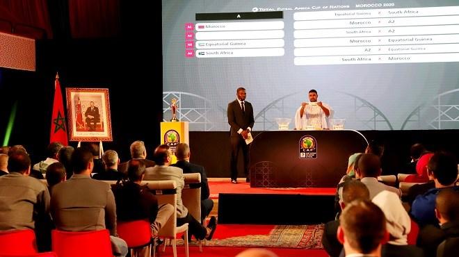 Laâyoune : Tirage au sort de la CAN de futsal 2020