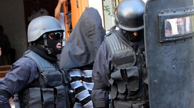"""Meknès : Arrestation d'un extrémiste partisan du groupe """"EI"""" qui planifiait un attentat-suicide"""