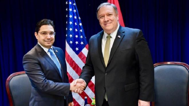 Maroc-USA : Une collaboration étroite sur de nombreuses questions bilatérales, régionales et internationales
