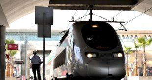 """L'ONCF reçoit sa 1ère locomotive électrique """"nouvelle génération"""""""
