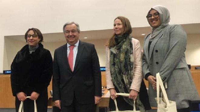 Une diplomate marocaine décroche la 1ère place lors d'une compétition sur les droits de l'Homme