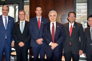 Le Maroc et l'AIE signent à Paris un Programme de travail conjoint