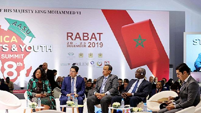 Lancement à Rabat de la plateforme digitale « Morocco Alumni »