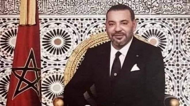 SM Le Roi félicite Abdelmadjid Tebboune, suite à son élection Président de la République algérienne