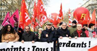 Réforme des retraites : Les syndicats dans la rue avant des réunions cruciales à Matignon