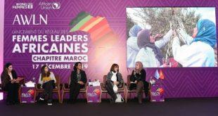 Casablanca : Cérémonie de lancement au Maroc du Réseau des femmes leaders africaines