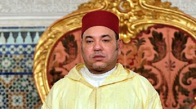 Message de condoléances de SM le Roi à la famille du président de la communauté juive de Fès, Oujda et Sefrou Armand Guigui