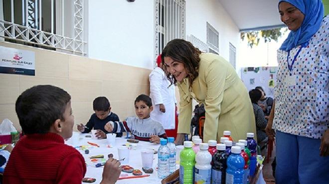 Casablanca : Lalla Hasnaa préside la cérémonie du 30ème anniversaire de l'Association Al-Ihssane