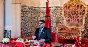 Rabat : Sa Majesté le Roi préside un Conseil des ministres