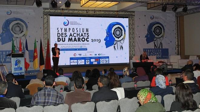Casablanca : Clôture du Symposium des Achats du Maroc 2019