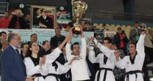Taekwondo : L'Association Royale de Souk Sebt remporte le titre