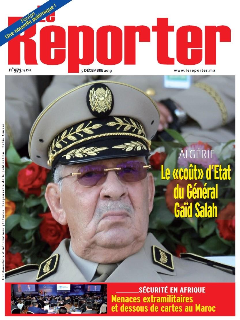 Le <<coût>> d'État du général Gaïd Salah