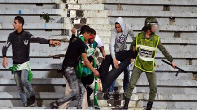 Derby RCA-WAC : Arrestation de plusieurs personnes impliquées dans des actes de hooliganisme