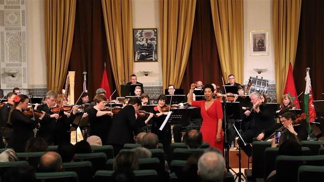 Welsh National Opéra : Un spectacle livré à l'Académie du Royaume du Maroc