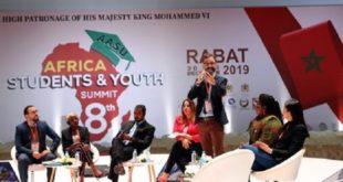 Rabat : 8è Sommet des étudiants et de la jeunesse d'Afrique