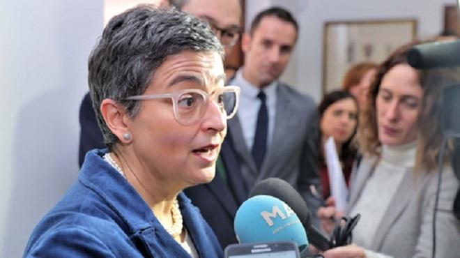 La ministre espagnole des AE inaugure le nouveau siège du Consulat général d'Espagne à Rabat