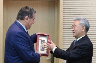 Maroc-Chine : Renforcer la coopération dans les domaines de l'agriculture et de la pêche maritime